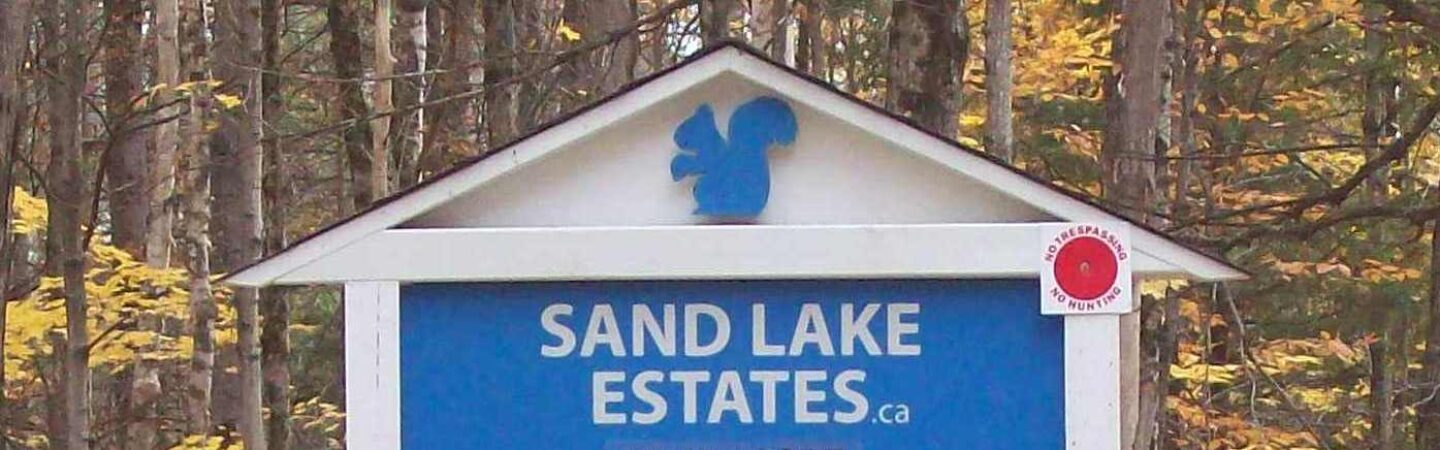 Sand Lake Estates